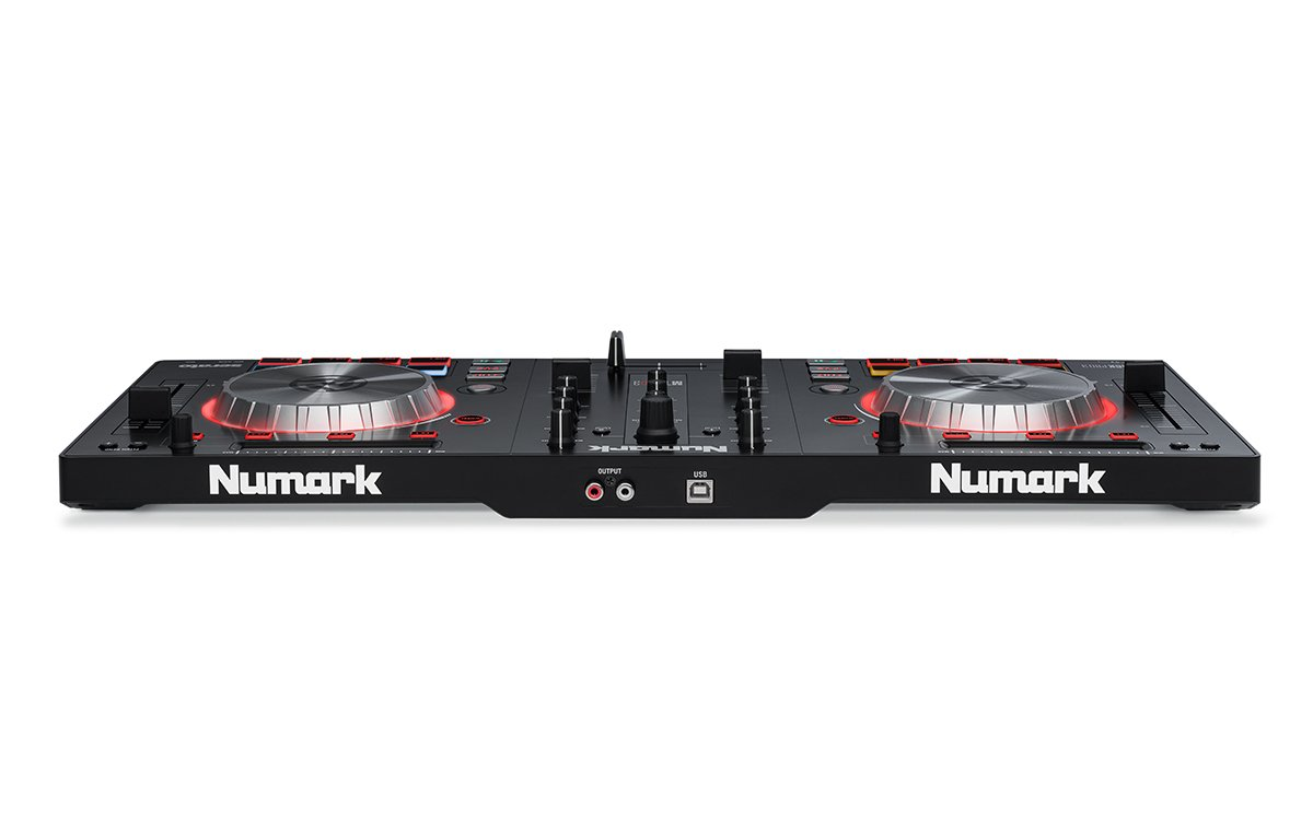 Numark Mixtrack Pro 3 | USB DJ Controller with Trigger Pads & Serato DJ Intro Download (Includes Built-In Sound Card) by Numark (Image #2)