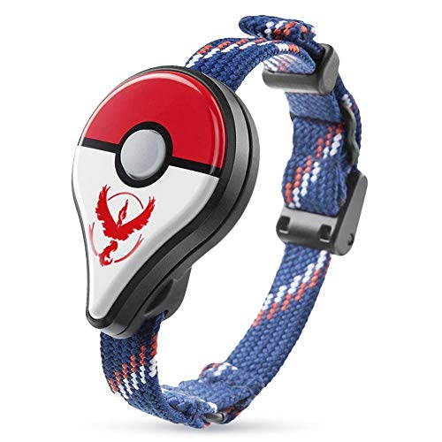 Bluetooth Wristband Watch Game Accessory for Nintendo Pokemon Go Plus]()
