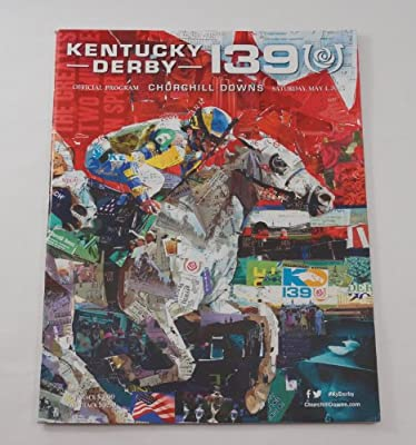 2013 Kentucky Derby Churchill Downs Official Programs 139th Orb
