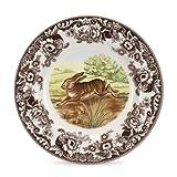 Spode Woodland Rabbit Dinner Plate