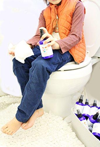 Pristine Sprays Moisturizing Cleansing Toilet Paper Spray