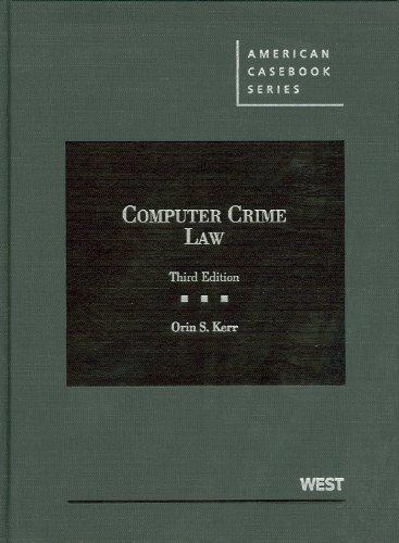 Computer Crime Law
