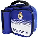 Real Madrid Lunch Box and Bottle - Authentic Primera Liga Merchandise