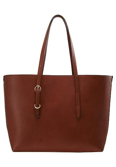 5a0fba0c57b2c Anna Field Shopper für Damen - Damentasche aus hochwertigem Lederimitat -  Tasche elegant