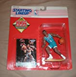 : 1995 Muggsy Bogues NBA Starting Lineup Figure