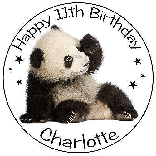 Panda Cake Topper: Amazon.com