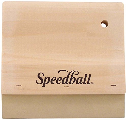 Speedball Graphic Squeegee 65 Durometer, 6'' by Speedball