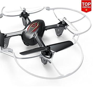 Syma X11C Mini Drone | Cámara HD | Fácil de Volar | Resistente ...