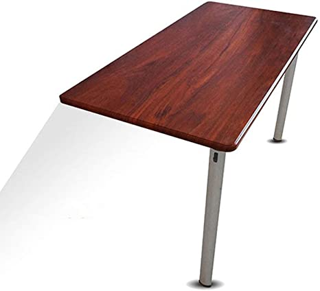 GUI Lazy Table- Mesa Plegable abatible de Pared con Patas, Mesa de ...