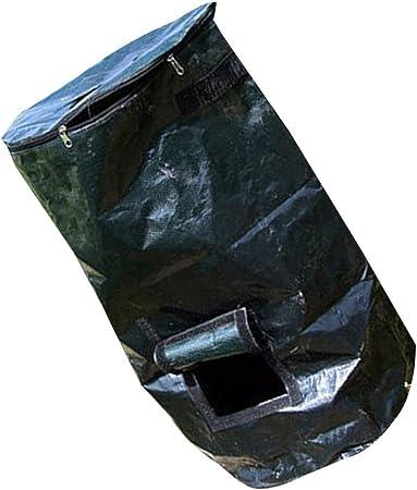 Suministros Fertilizantes Green Bag Plant Orgánica Bolsa jardín Los residuos orgánicos de residuos Yarda del jardín de la Cesta del almacenaje de Compost Home Garden: Amazon.es: Hogar