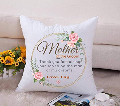(Happy Mother's Day Pillowcase Throw Pillow Case Cushion Cover 18