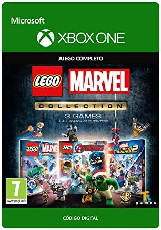 LEGO Marvel Collection |Xbox One - Código de descarga: Amazon.es ...