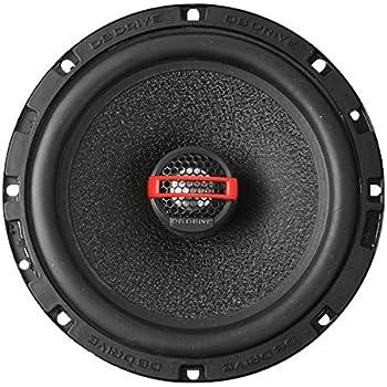 db Drive P7M 6C Pro Audio Midrange Speaker 325W 6.5 6.5 DB Research L.L.P.