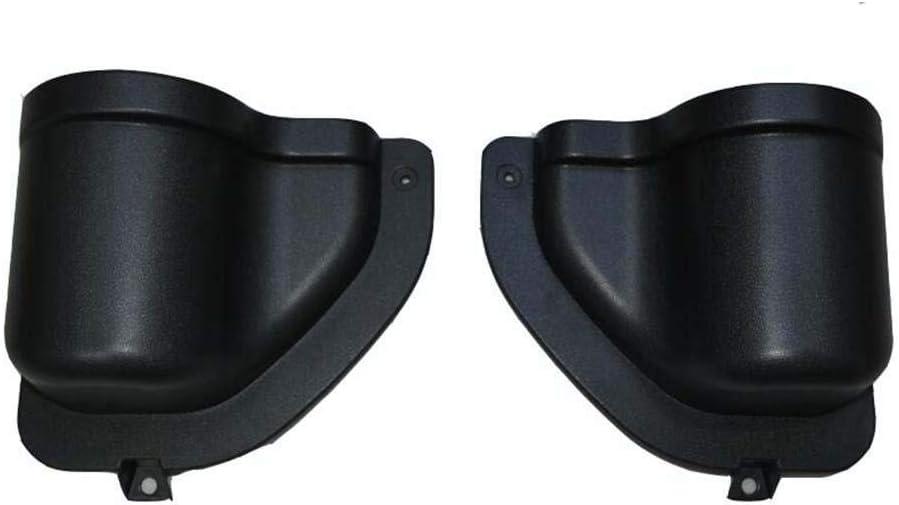2pcs Front Door Storage Box Side Pockets Organizer compatible for 2018-2020 JL /& 2020 Jeep Gladiator JT Interior Accessories