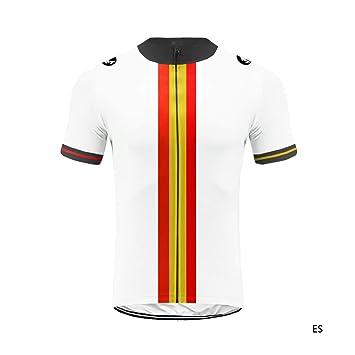 Uglyfrog Equipo de España Verano Hombre Cycling Jersey ...