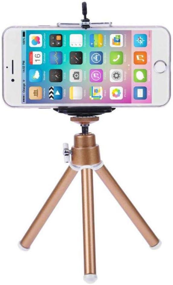 Clip White Universal Mini Flexible Camera Phone Tripod Stand Holder