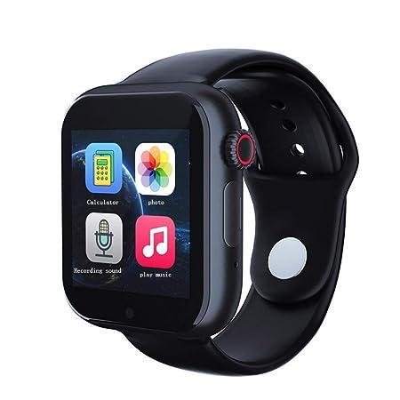smart watch Adecuado para Android e iOS, frecuencia cardíaca ...