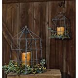 Heart of America Open Air Lanterns - Set of 2