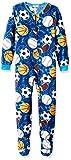 Komar Kids Big Boys' Sports Blanket Sleeper
