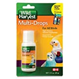 United Pet Group D13123 Bird Multi Drops Vitamin Supplement, 1-Ounce (Packaging may vary)