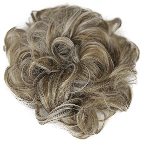 PRETTYSHOP Hairpiece Scrunchie Scrunchy VOLUMINOUS