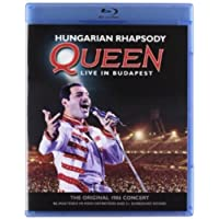 Queen: Hungarian Rhapsody - Live In Budapest [2012] [Region Free]