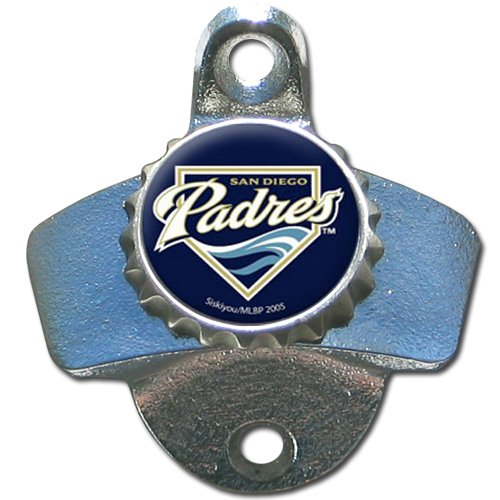MLB San Diego Padres Wall Bottle Opener