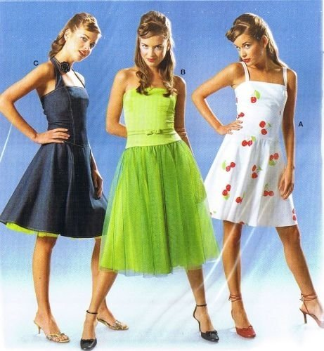 burda dress sewing patterns - 9