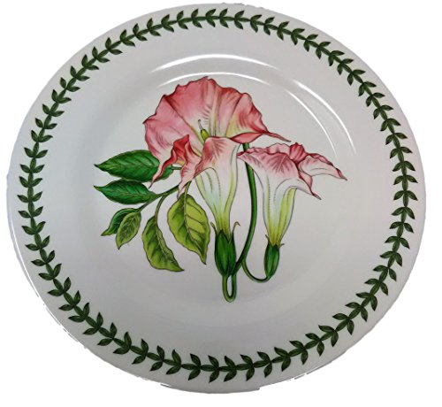 Portmeirion Exotic Botanic Garden Melamine Salad Plate SET of 4