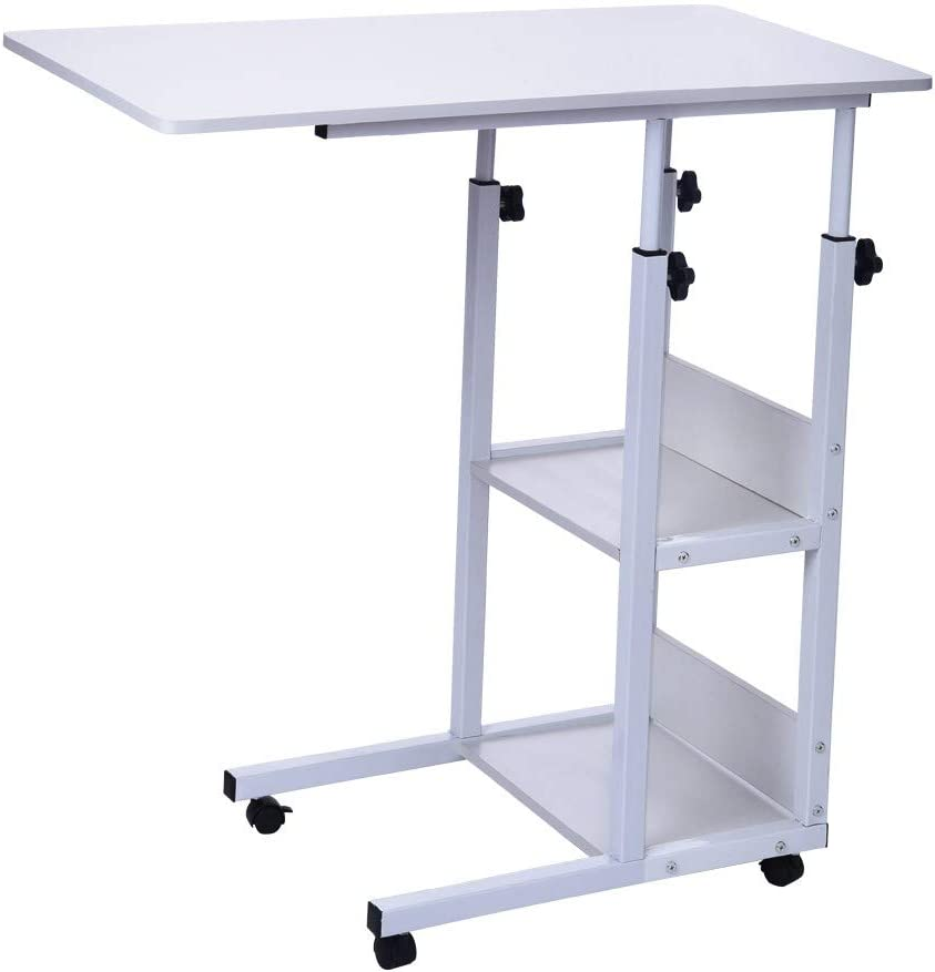 Ellymi Overbed Table - Hospital Bed Table