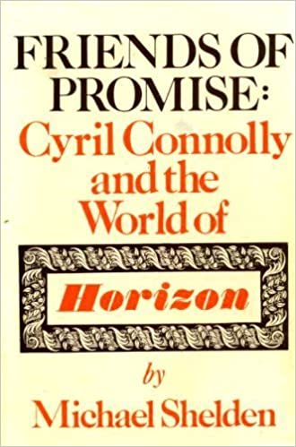Book Friends of Promise: Cyril Connolly and the World of 'Horizon'