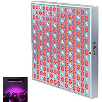 Erligpowht 45W LED Red Blue Hanging Light for Indoor Plant