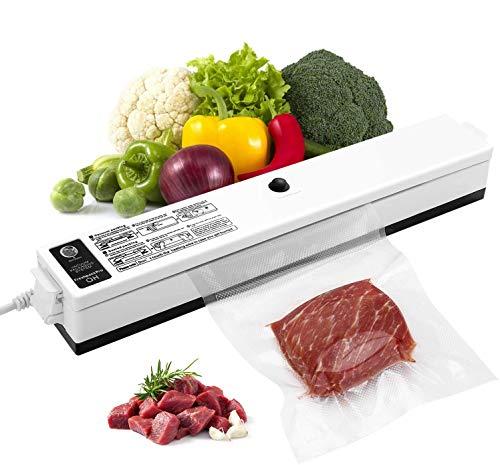 Macchina Sottovuoto per Alimenti, iLmyh Sigillatore Automatico Sottovuoto per Alimenti Freschi Sia Secchi Che Umidi… 1