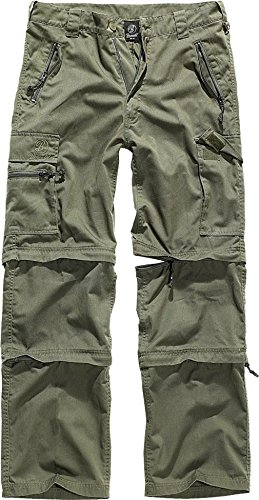 Brandit Savannah Hose, Zip-Off Outdoor Hose/Short