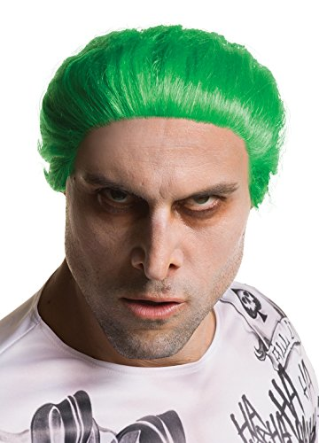 Rubie's Men's Suicide Squad Joker Wig, Multi, One Size