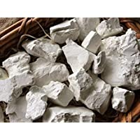 PMW Eating & Cosmetic Grade Cleaned Kaolin Clay Chunks (100g)