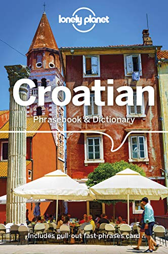 Pdf Travel Lonely Planet Croatian Phrasebook & Dictionary