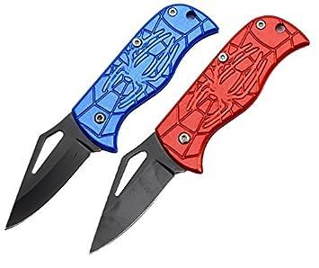 Juego de 2 cuchillos DNA Leisure plegables de bolsillo, para ...