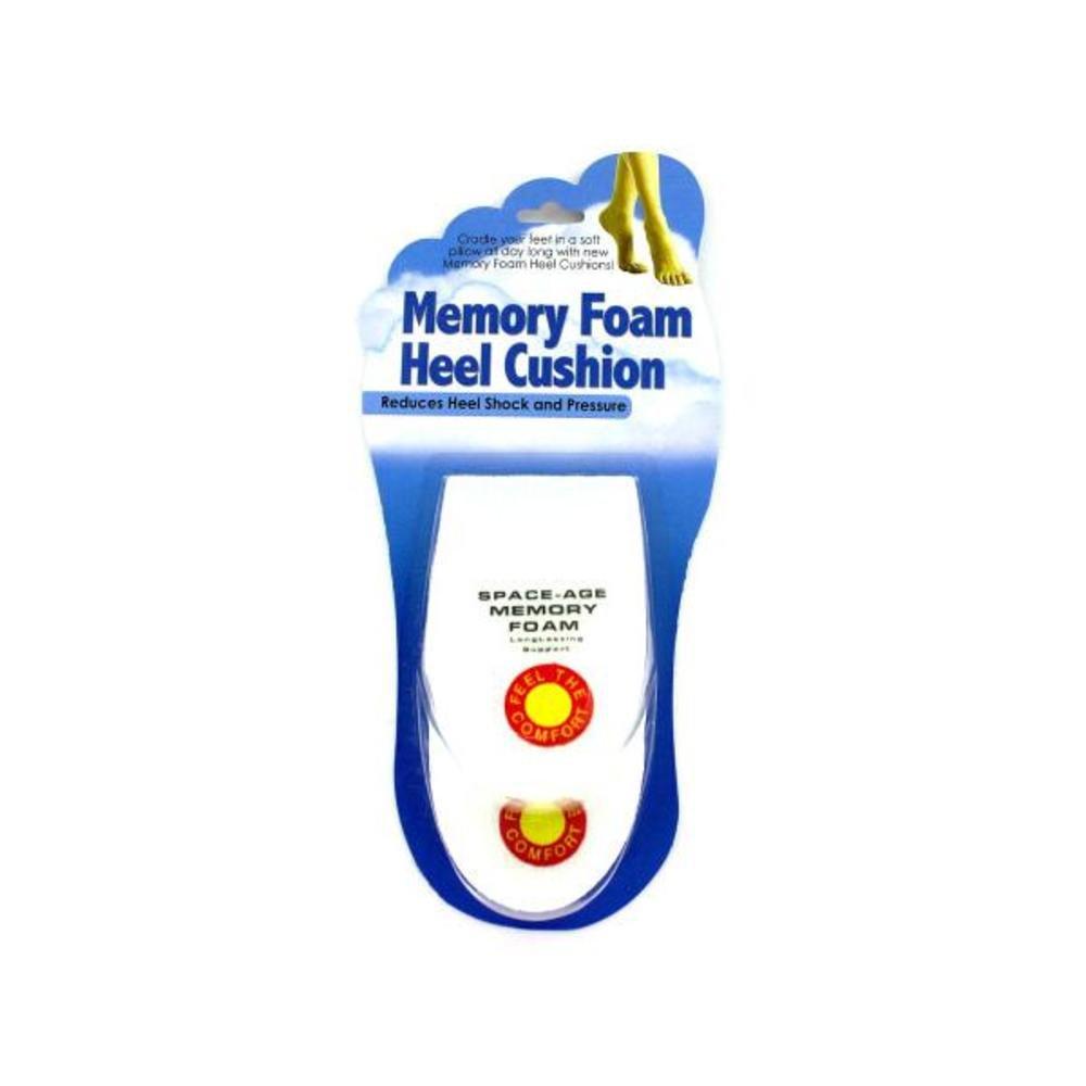 Memory foam heel cushion-Package Quantity,144
