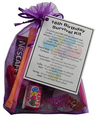 SMILE GIFTS UK 16th Birthday Gift