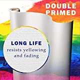 "VViViD Double Primed Cotton Canvas 12"" Wide Roll"