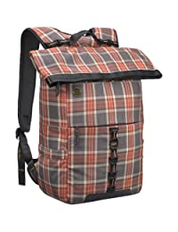 Focused Space The Supply Laptop Backpack (PLAID)