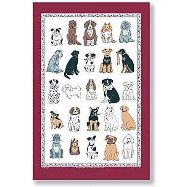 Ulster Weavers Dogs Galore Linen Tea Towel