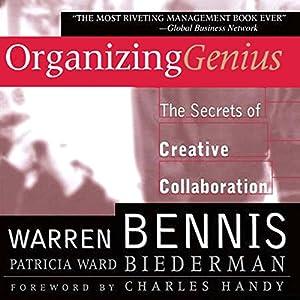 Organizing Genius Hörbuch