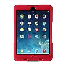 Kensington BlackBelt 1st Degree Rugged Case for iPad Mini with Retina Display, Red (K97077WW)