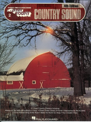 Country Sound: E-Z Play Today Volume 2