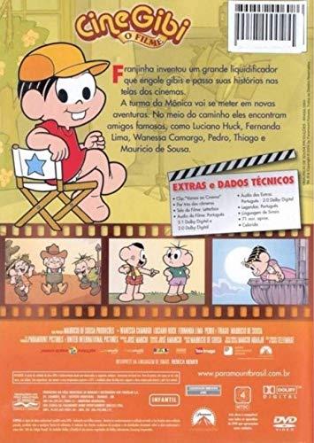 CINE DVD TURMA BAIXAR 5 MONICA GIBI DA