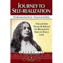 Journey to Self-Realization: 3