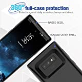 RUXELY Galaxy Note 9 Battery Case,5000mAh