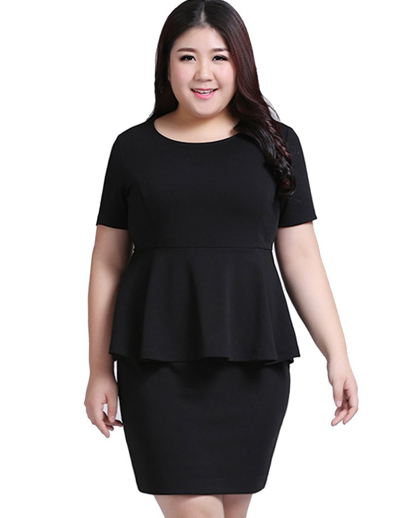 Plus Size Business Casual Dresses: Amazon.com